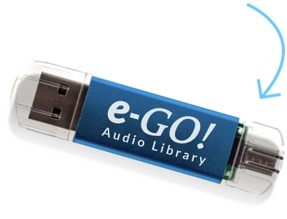 Audiobook USB Key