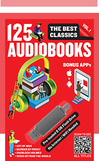 Audiobook Library - Volume 1