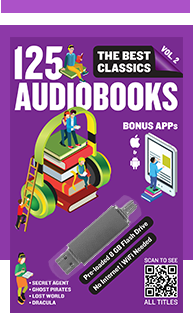 Audiobook Library - Volume 2