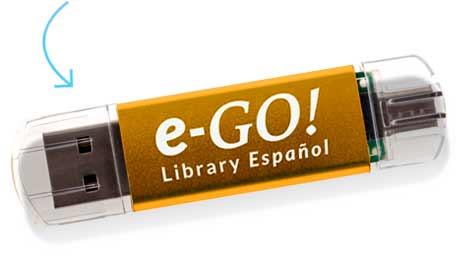 Spanish USB Key